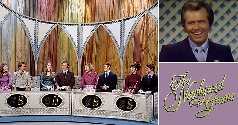 70s game show images from the newlywed game
